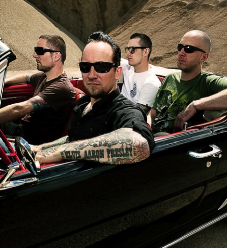 VOLBEAT Hit The Studio, Reveal Album Title   Metal Shock