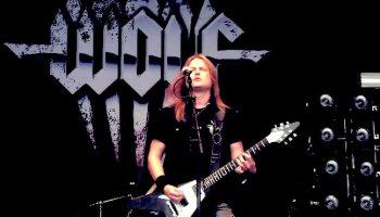 WOLF's Singer Niklas Stålvind Talks About Legendary Ronnie James Dio