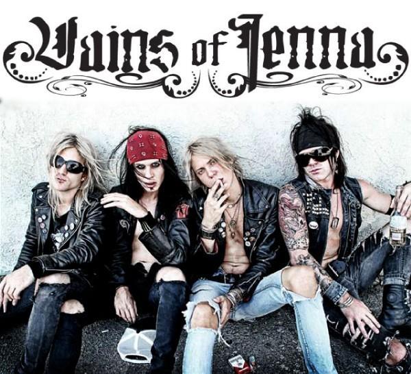 Vains of Jenna