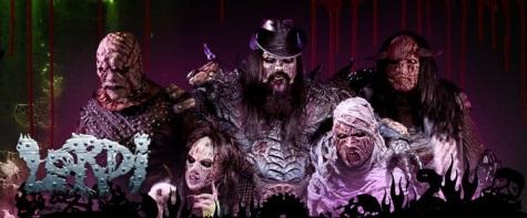 Discografia completa de LORDI Lordi2012