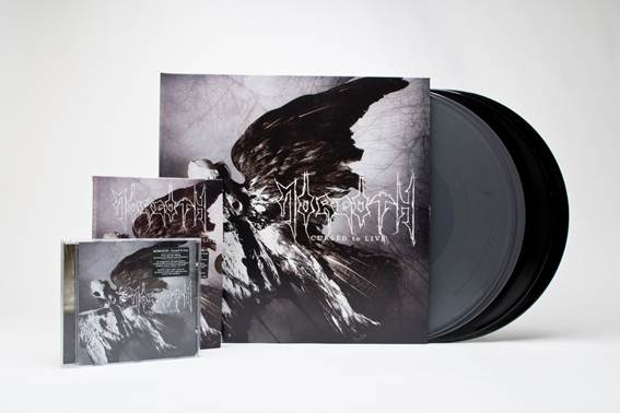 """MORGOTH – """"Cursed To Live"""""""