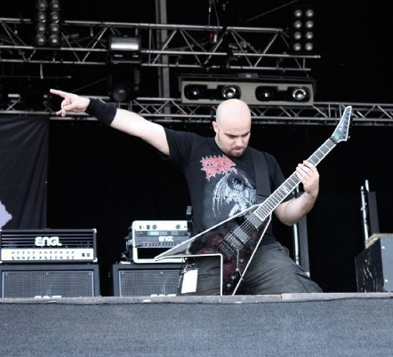 Rami With Full Force Festival '09 (Germany)