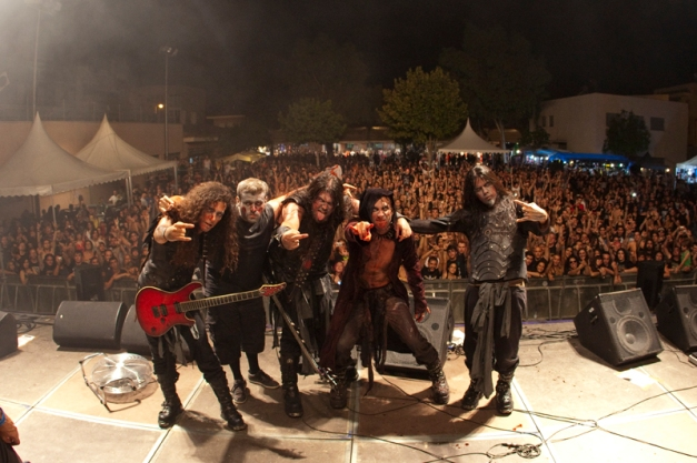 Noctem at Leyendas Del Rock 2012