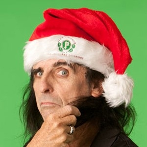 ALICE COOPER's 12th Annual Christmas Pudding Rocks With JOHNNY ...