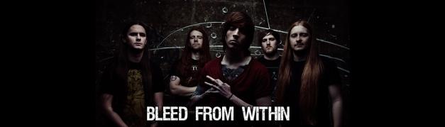 BleedFromWithin