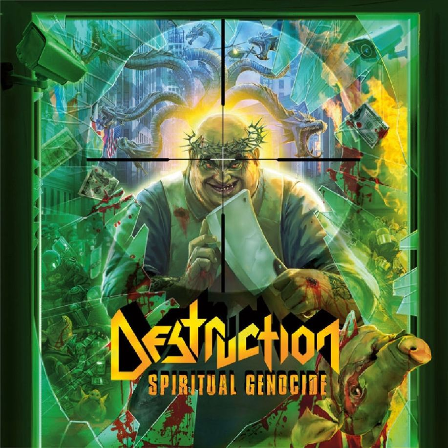 destruction cover