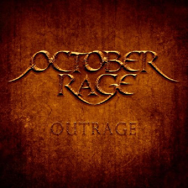 october rage cover