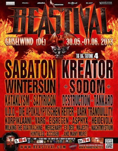 Beastival2013poster
