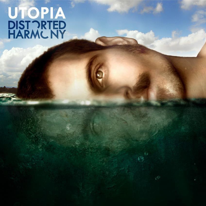 distorted harmony utopia cover