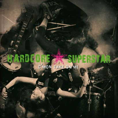 HardcoreSuperstarCmonTakeOnMe