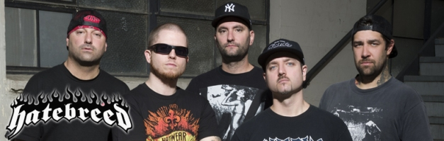 Hatebreed. Photo by Alex Solca.