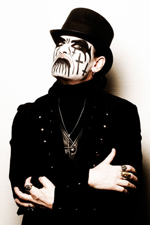 king-diamond-solo