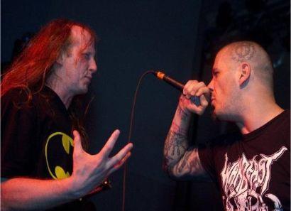 Phil Anselmo and Bruce Corbitt, Photo by Beth Shelby