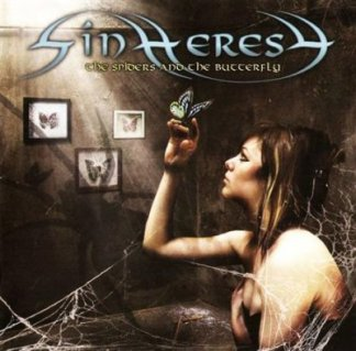 sinheresy-the-spiders-and-the-butterfly-2011 cover