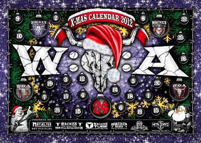 Wacken2012XmasCalendar