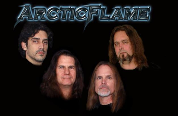 Arctic Flame Band Pic 1