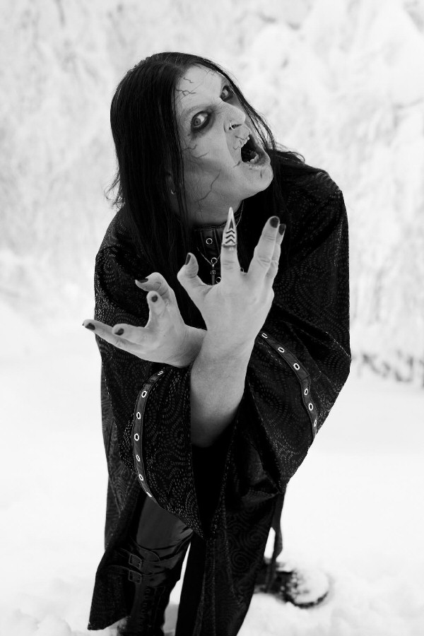 Vocalist Ingar Amlien
