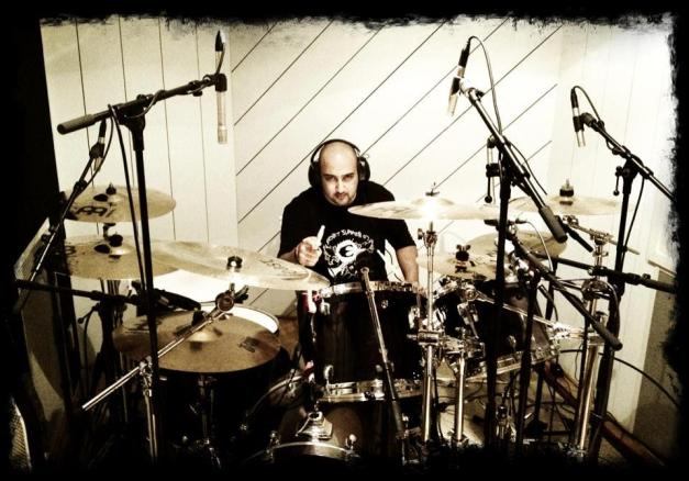 DEGRADEAD drummer Kenneth Helgesson