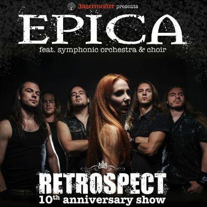EpicaRetrospectPoster