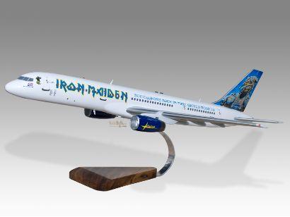 IronMaidenAeroplaneModel