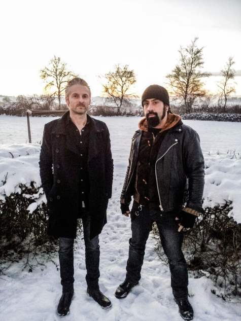 Jacob Hansen and Rob Caggiano