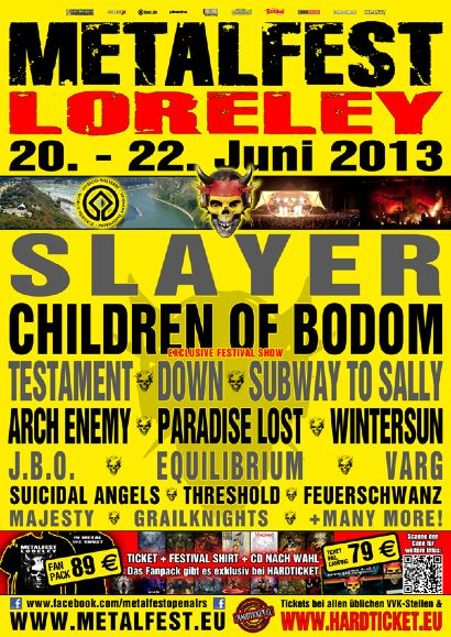MetalFestLoreley2013
