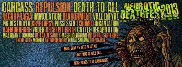 NeuroticDeathfest2013