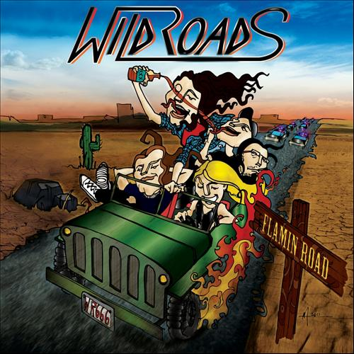 wildroads cover