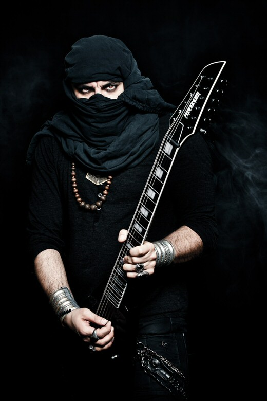 MELECHESHashmedi-guitar