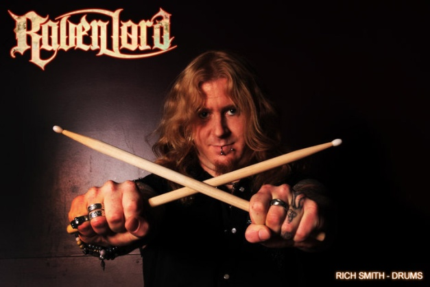 RavenLordRichSmithDrums