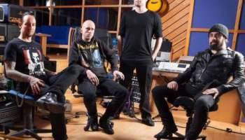 "VOLBEAT Return With 7th Studio Album ""Rewind, Replay, Rebound"", New"