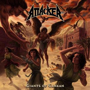 Attacker, Giants Of Canaan