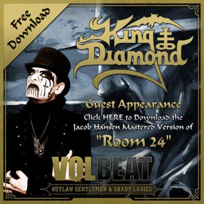 KingDiamondVolbeat