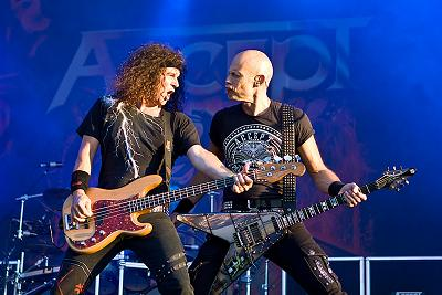 Accept at SWEDEN ROCK