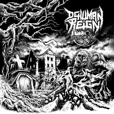 DEHUMAN REIGN - cover