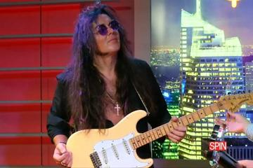 Yngwie at SPIN