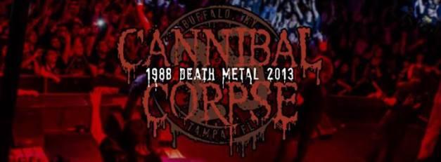 CannibalCorpse1988-2013
