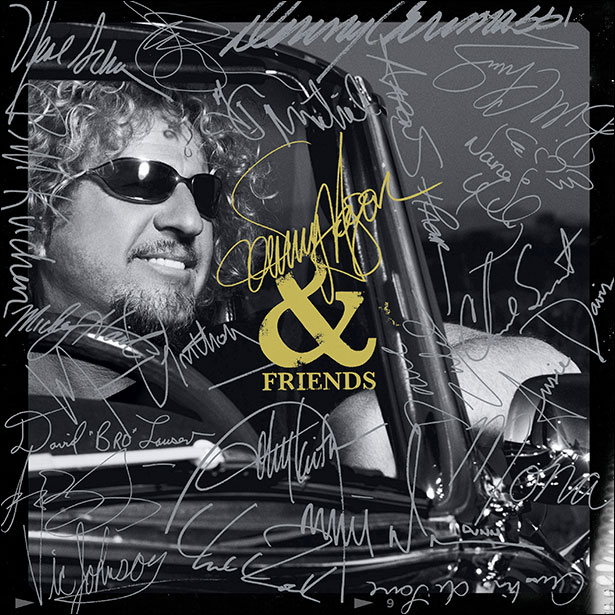 SammyHagarAndFriends_cover