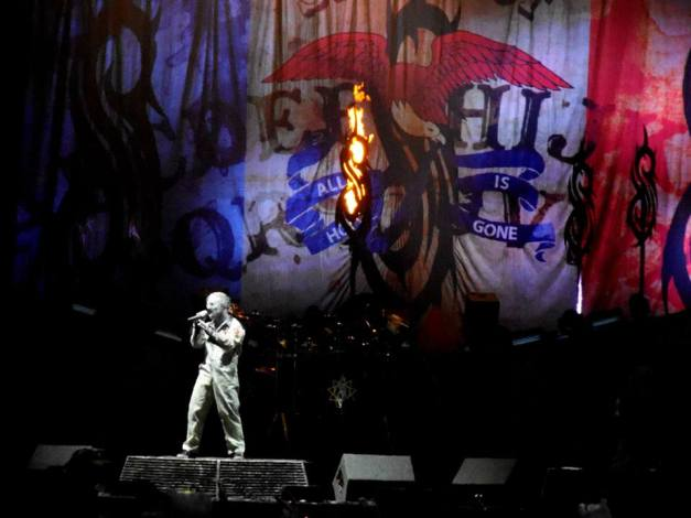 SLIPKNOT Download Festival 2013