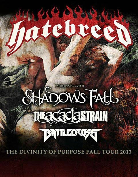 BATTLECROSS TOUR DATES