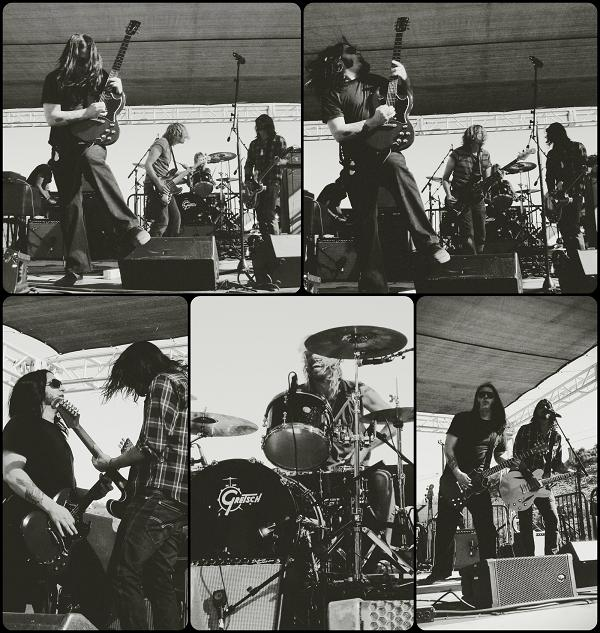 Chevy Metal, Photos by Tairrie Murphy