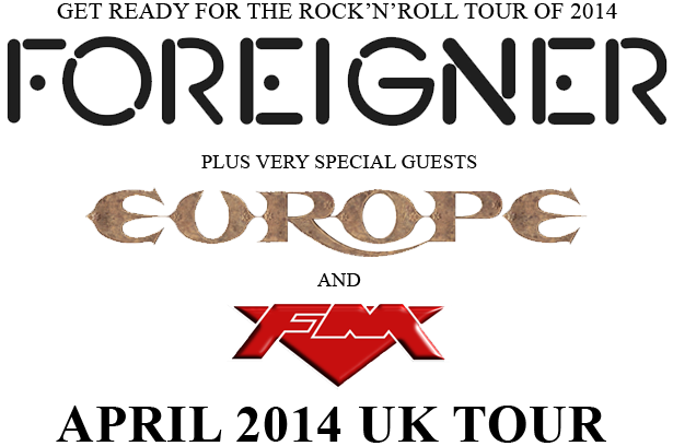 ForeignerEuropeFMposter