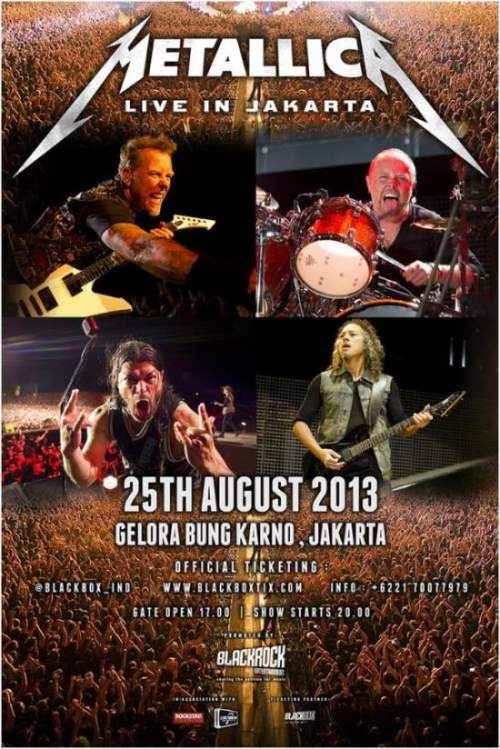 metallicaindonesia