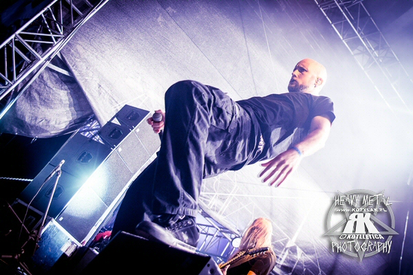 Meshuggah - photo by Rafal Kotylak