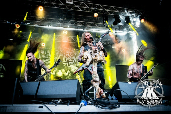 Belphegor - photo by Rafal Kotylak