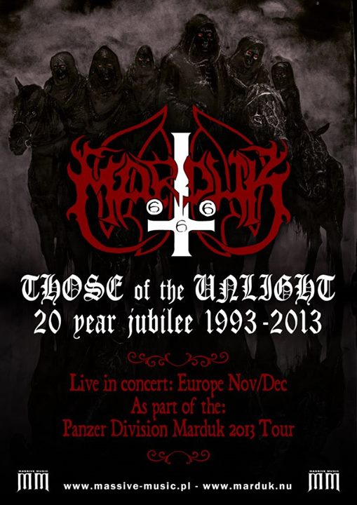 Marduk20year1993-2013poster