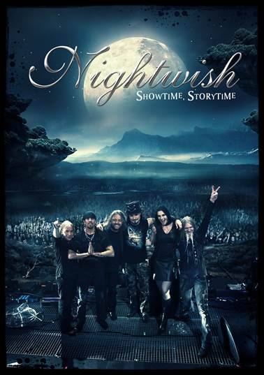 NightwishShowtimeStorytime