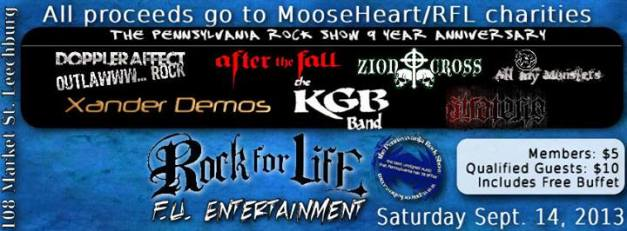 PennsylvanianRockShowCharity