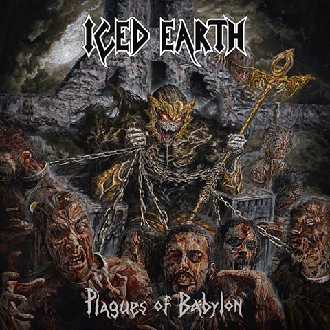 Plagues Of Babylon Iced Earth