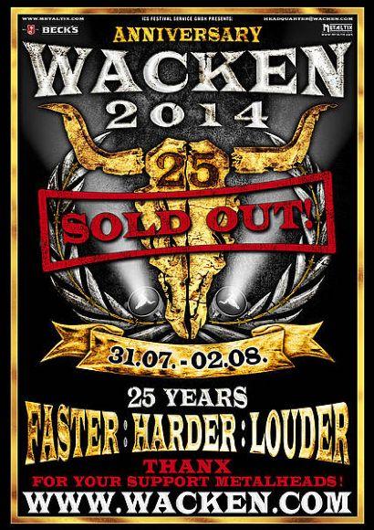Wacken2014soldout